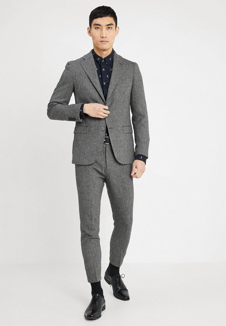 ALCOTT - FORMAL TAILOR - Kostym - grey