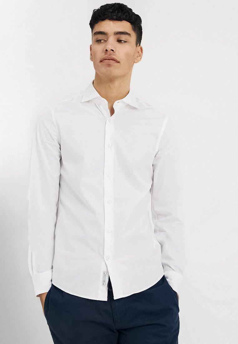 ALCOTT - CAMICIA STAMPATA - Overhemd - white