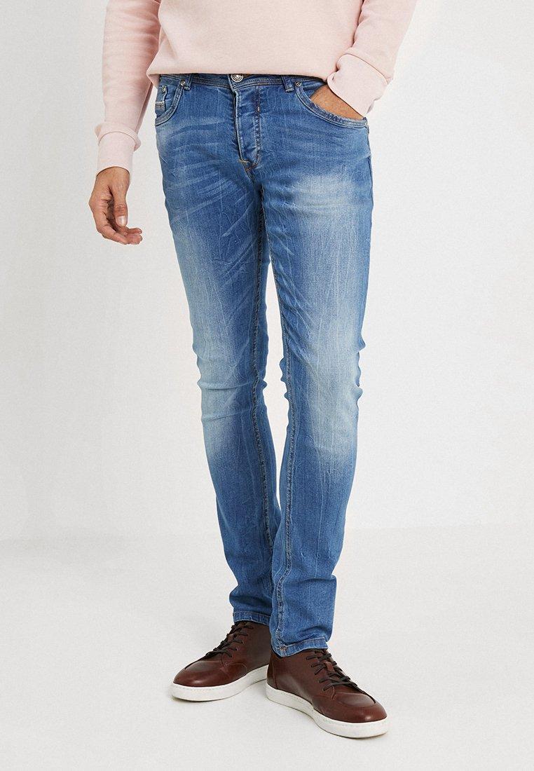 ALCOTT - 5 TASCHE - Jeans Skinny Fit - blue