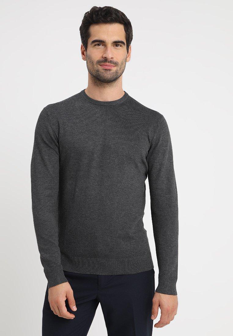 ALCOTT - Strickpullover - grey
