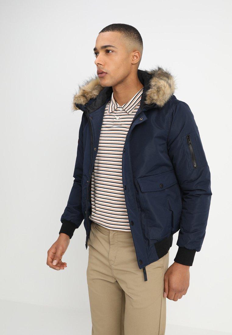 ALCOTT - GIUBBOTTI - Light jacket - blue navy