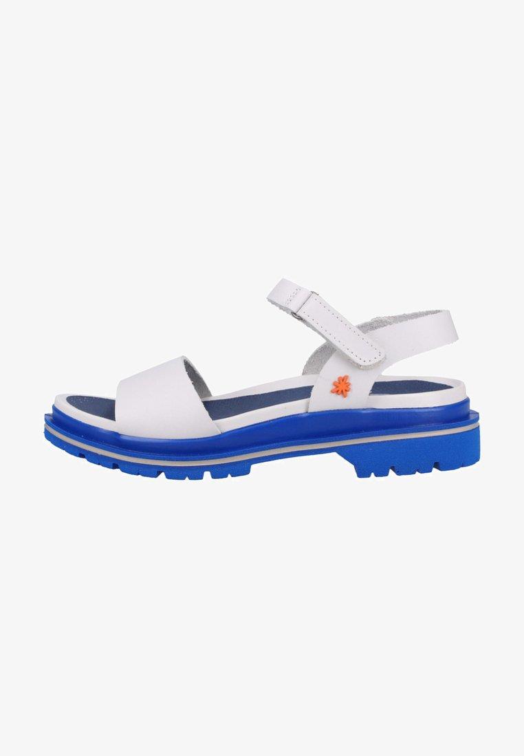 Art - SANDALEN - Walking sandals - white