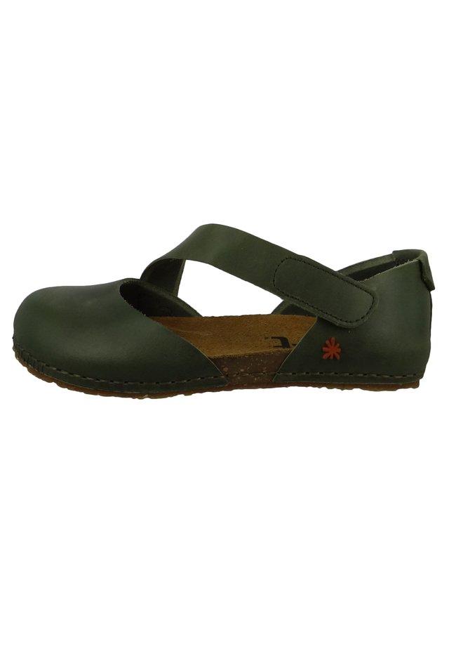 CRETA  - Sandals - kaki
