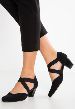 TOULOUSE - Classic heels - black