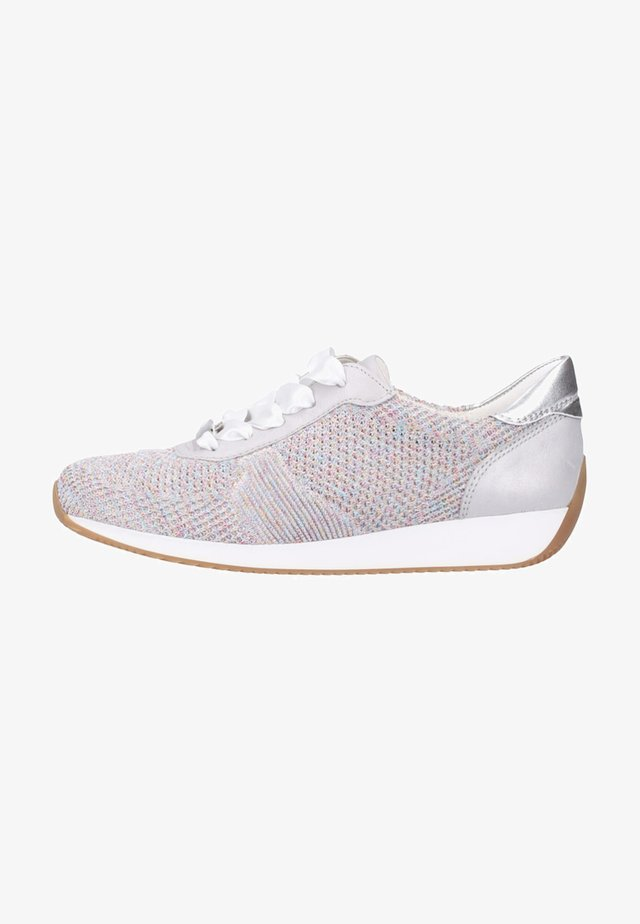 Trainers - candy-white/sasso/ silver