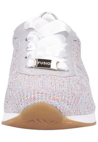 ara - Baskets basses - candy-white/sasso/ silver - 4