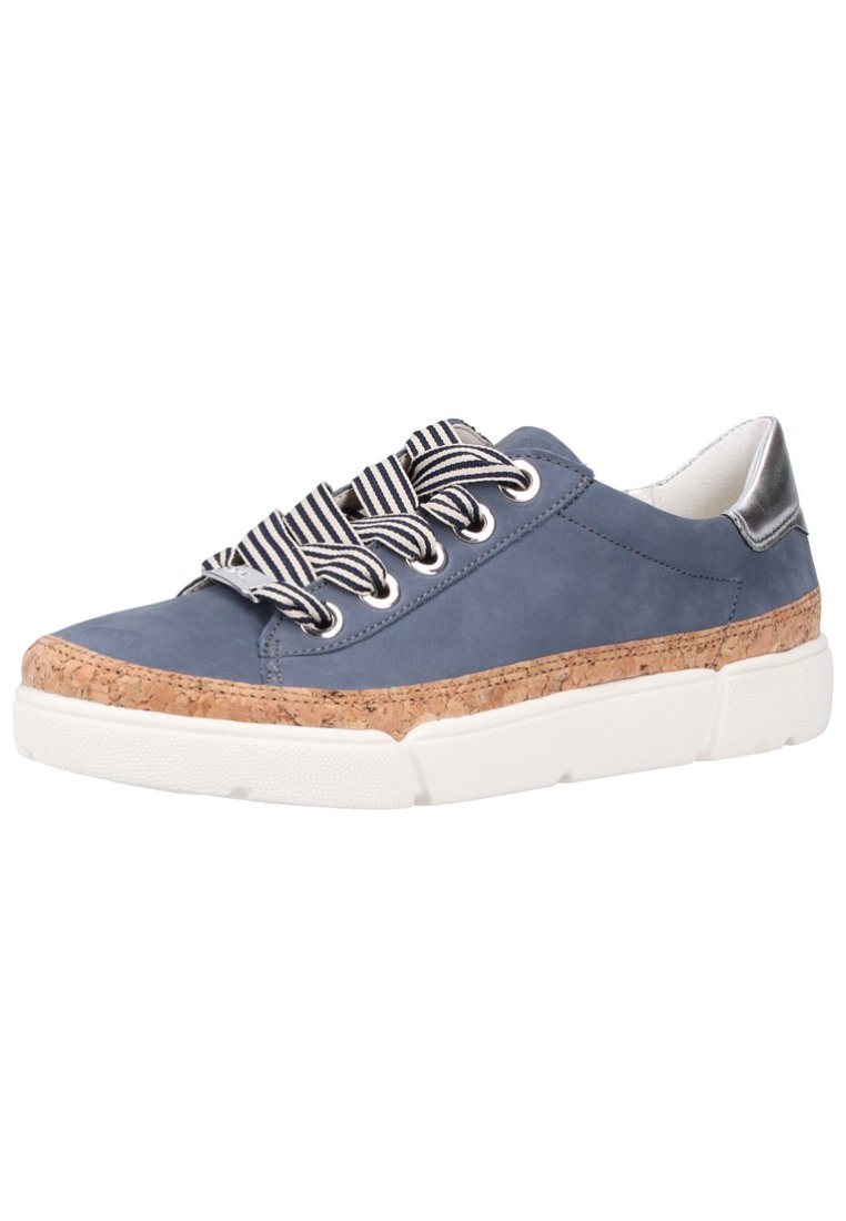 ara Baskets basses - blue
