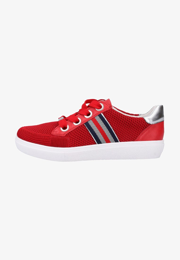 ara - Baskets basses - red