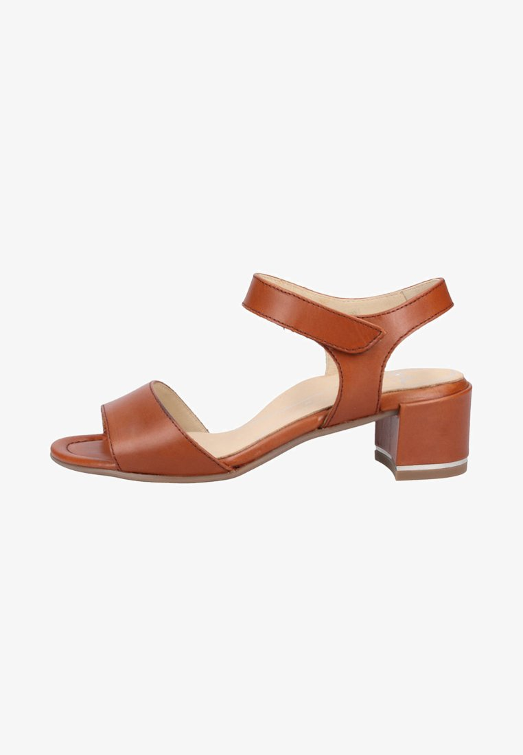 ara - Sandals - cognac