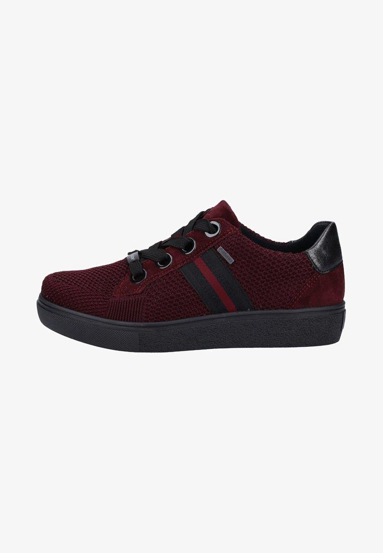 ara - Sneakers basse - brunello / black