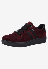 ara - Sneakers basse - brunello / black - 2