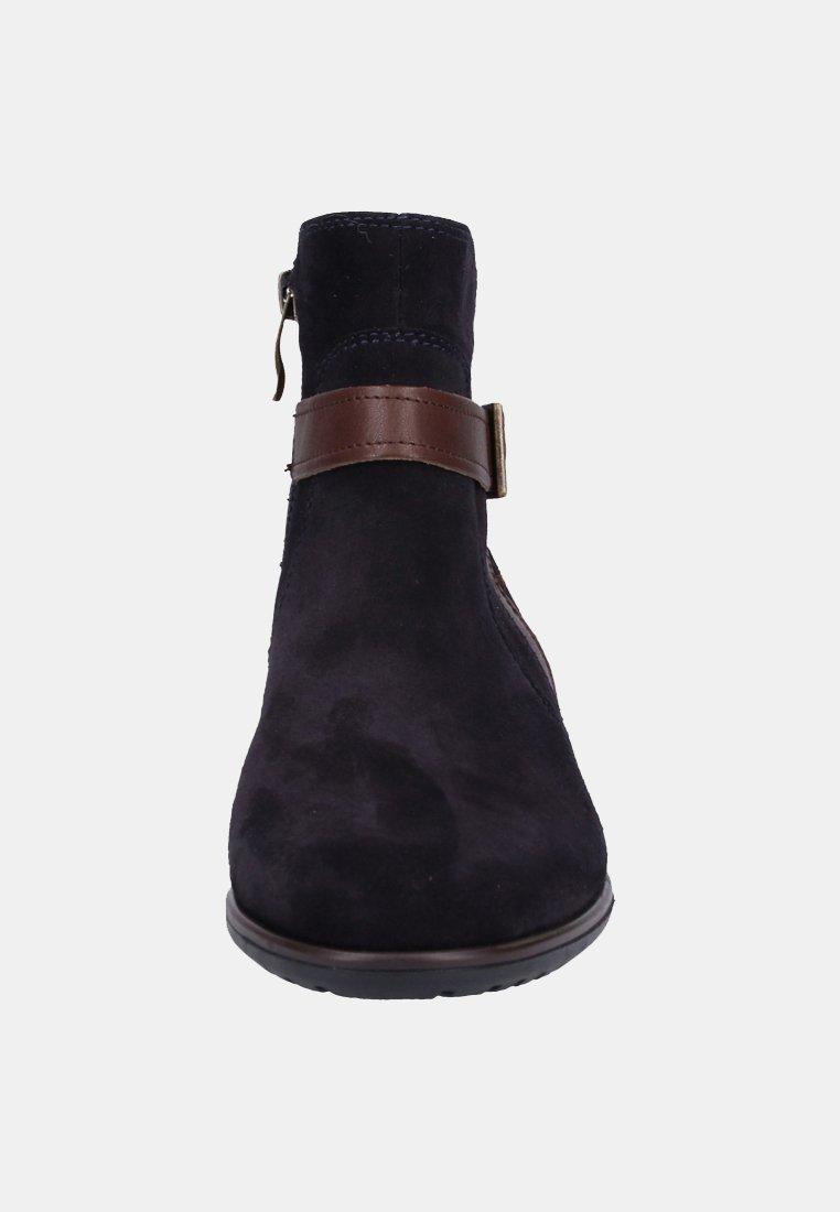 Boots Talons Ara À À Ara Talons Blue Blue Boots Ara Boots À FJcuK15l3T
