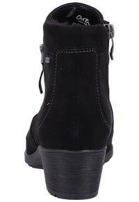 ara - Korte laarzen - black - 4