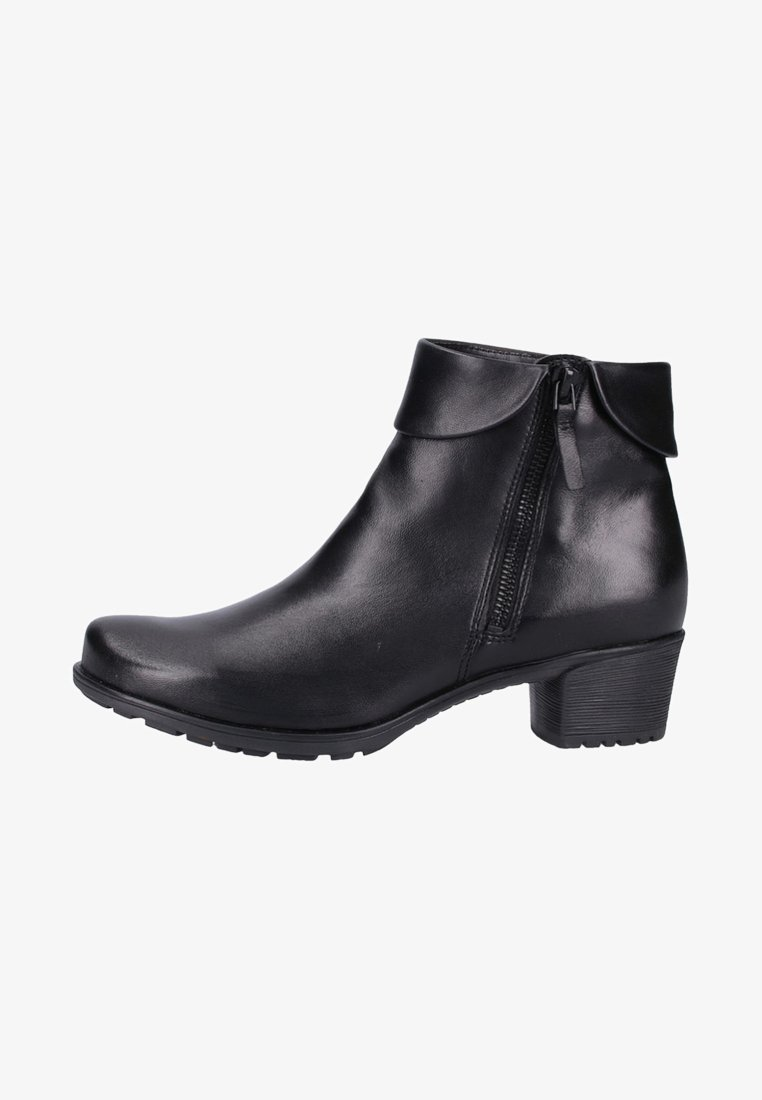 ara - Korte laarzen - black