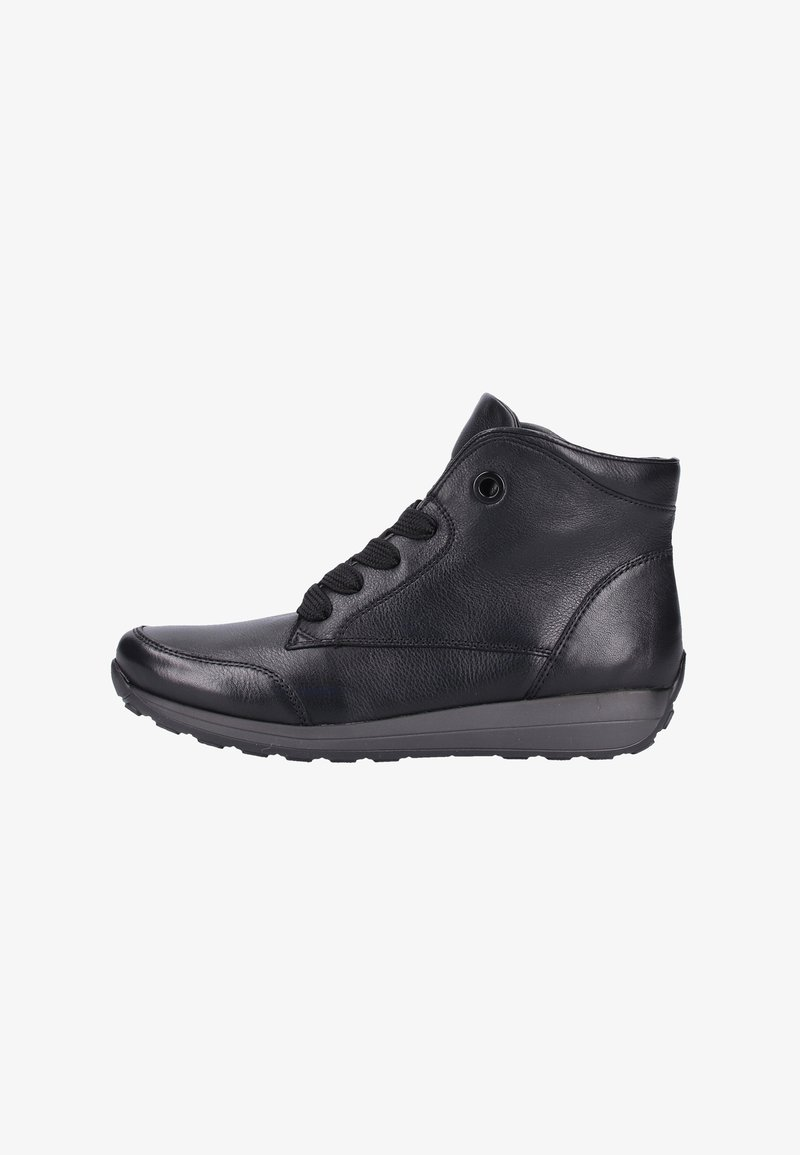 ara - Lace-up ankle boots - black