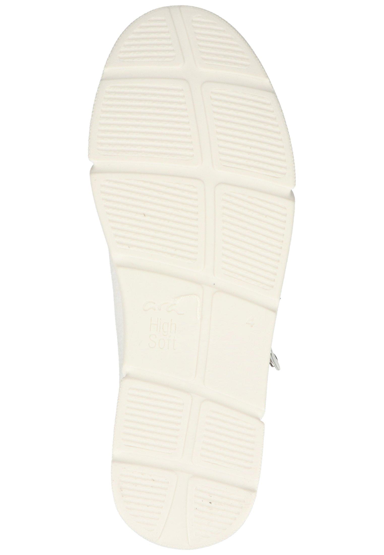 ara Sneakersy niskie - white/yellow