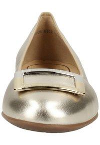 ara - Ballet pumps - white gold - 5