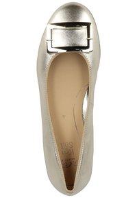 ara - Ballet pumps - white gold - 1