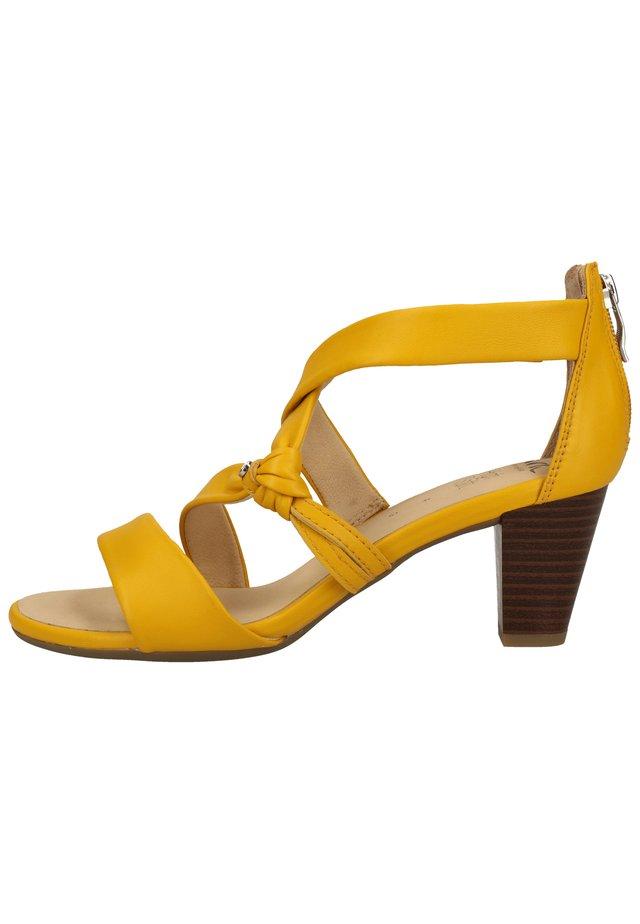 ARA - Højhælede sandaletter / Højhælede sandaler - sun 07