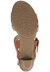 ara - Sandaler - taupe/camel 09 - 6