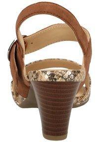 ara - Sandaler - taupe/camel 09 - 3