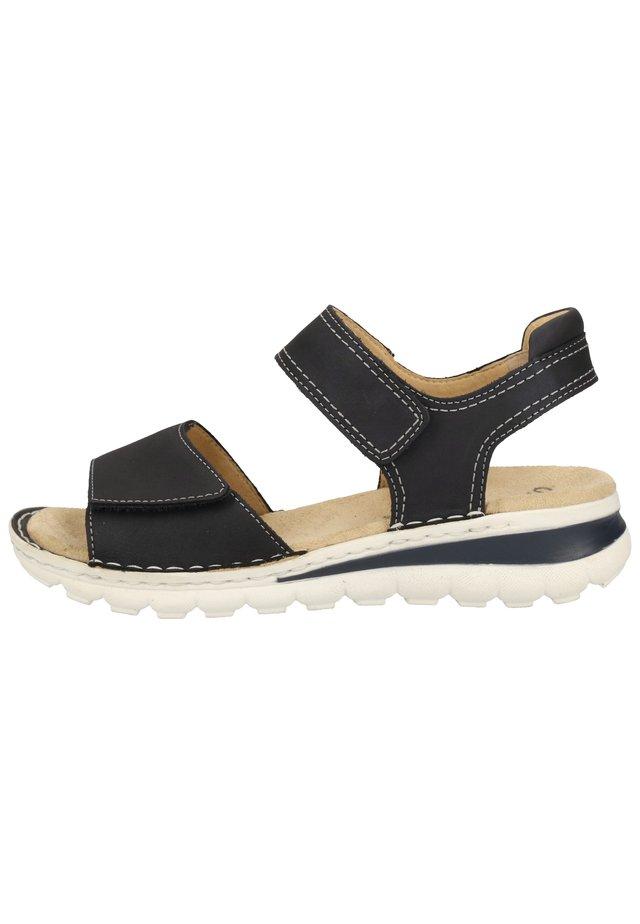 Sandaler - blau 72