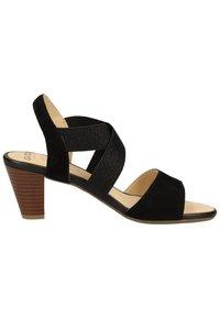 ara - Sandaler - schwarz 01 - 6