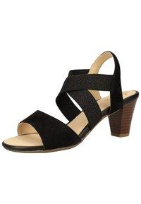 ara - Sandaler - schwarz 01 - 2