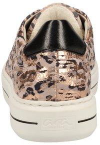 ara - SNEAKER - Sneakers - puder/schwarz 08 - 4