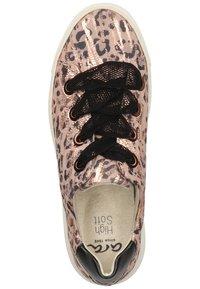 ara - SNEAKER - Sneakers - puder/schwarz 08 - 5