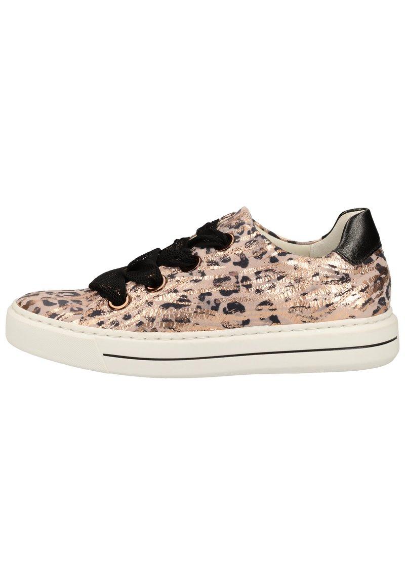 ara - SNEAKER - Sneakers - puder/schwarz 08