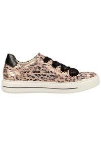 ara - SNEAKER - Sneakers - puder/schwarz 08 - 2