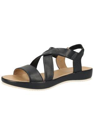 Sandaler - blau 09