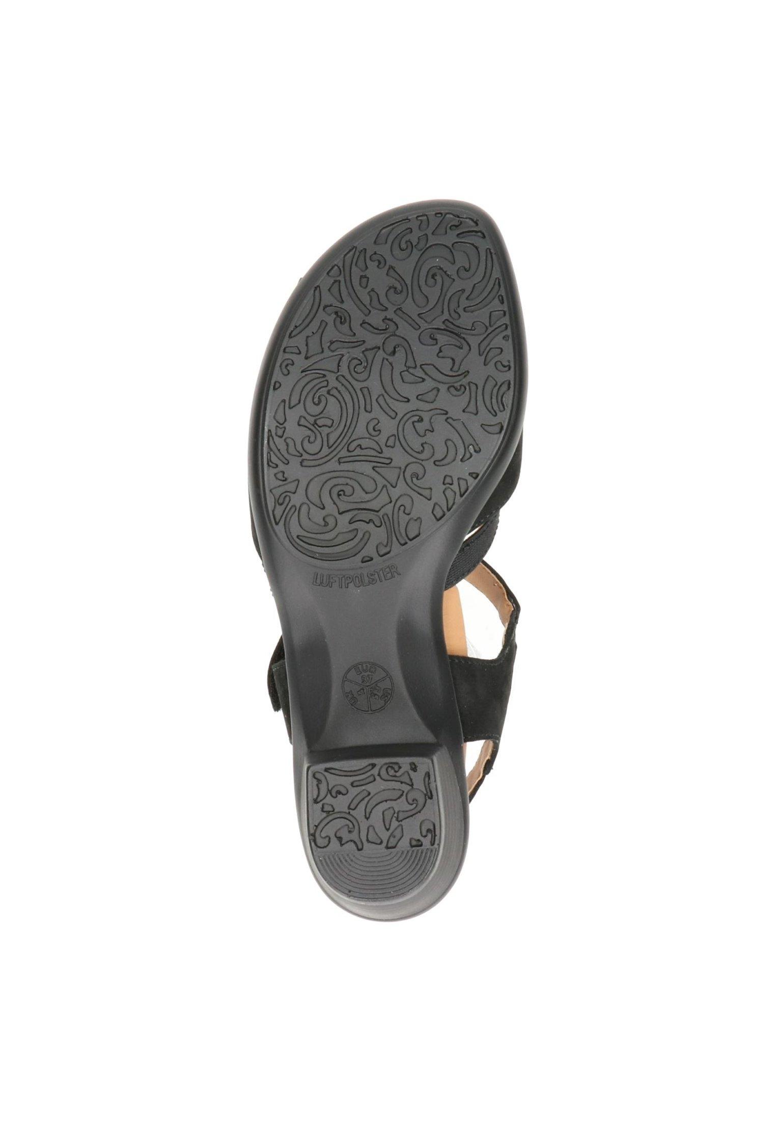 Ara Sandalen - Zwart Goedkope Schoenen