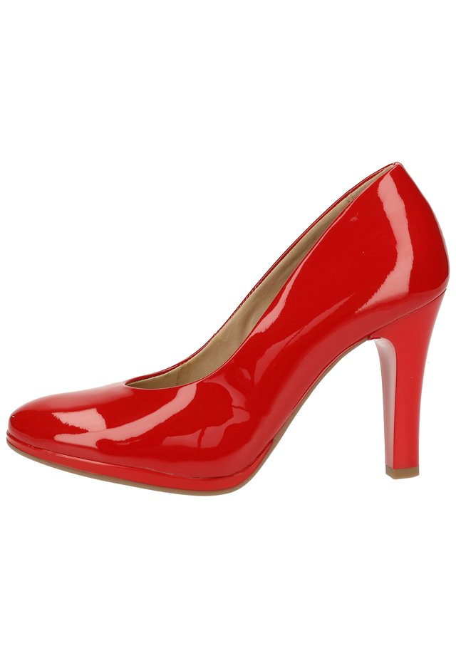ARA PUMPS - High Heel Pumps - rot 24