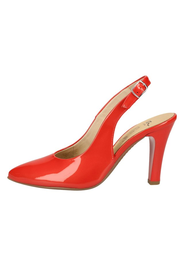 ARA PUMPS - High Heel Pumps - corallo 05