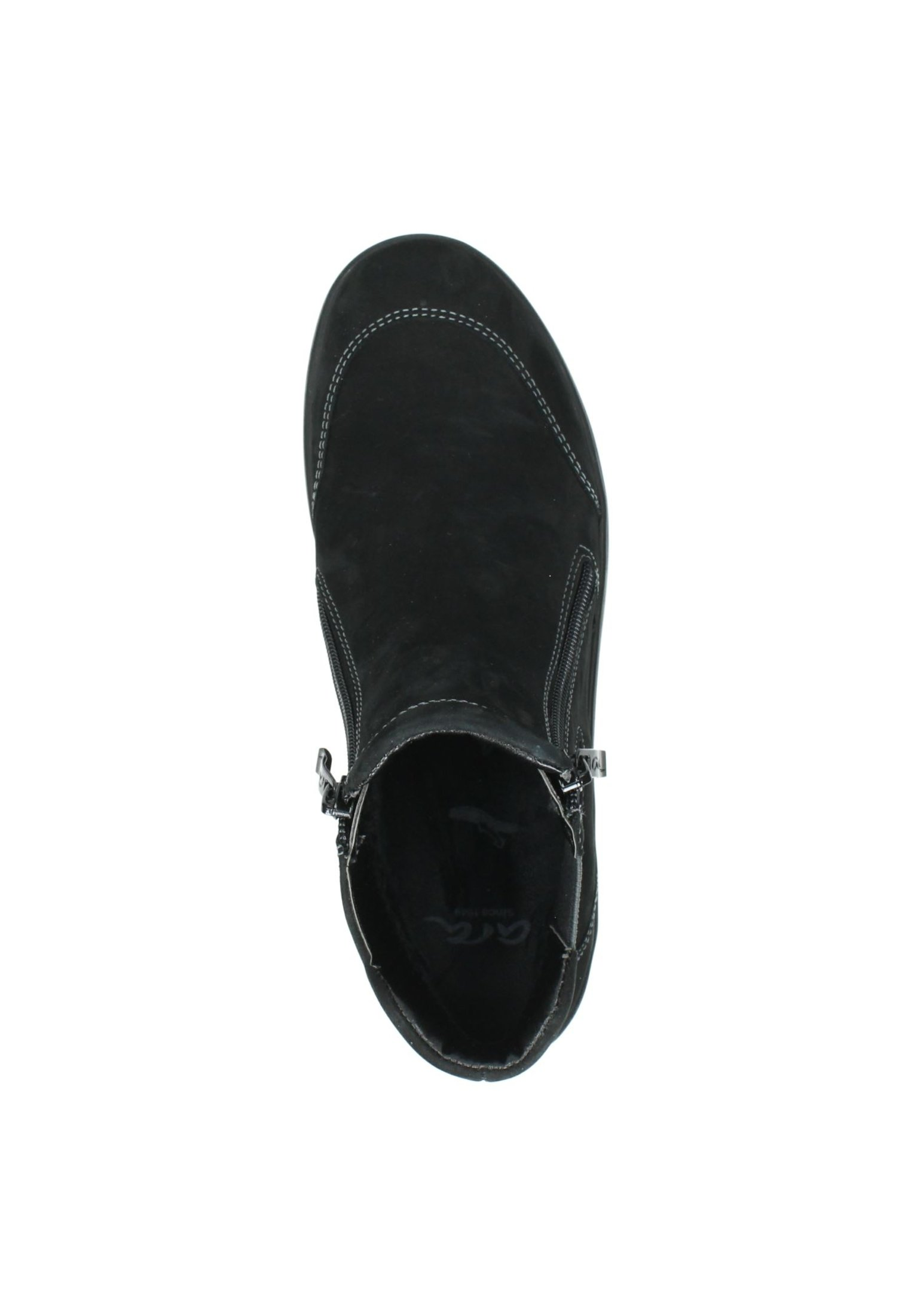 Ara Meran - Korte Laarzen Zwart Goedkope Schoenen