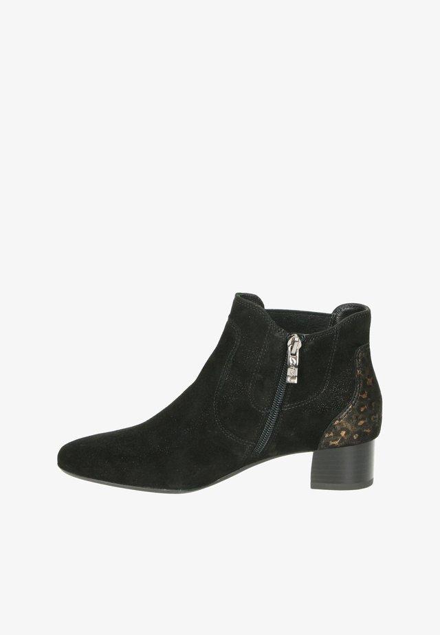 VICENZA - Korte laarzen - zwart