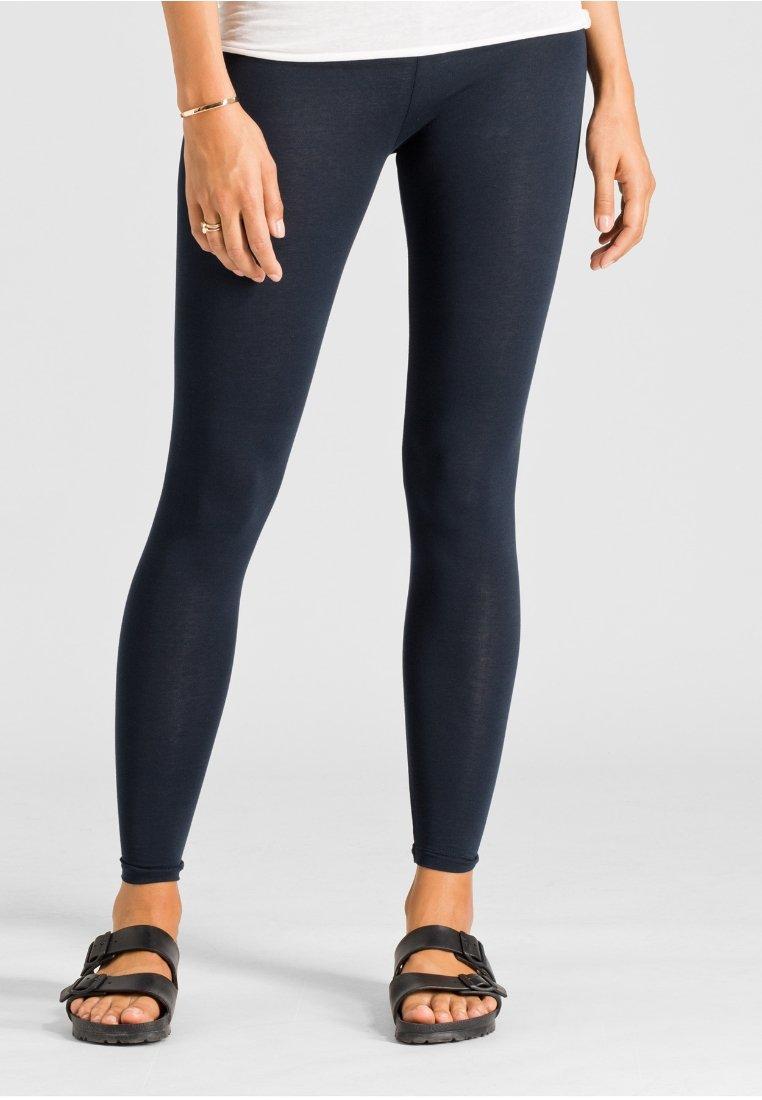 ARMEDANGELS - SHIVA - Leggings - Trousers - navy