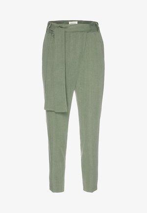 JOLENA - Trousers - khaki