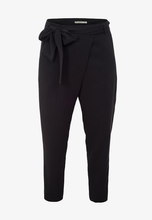 JOLENA - Trousers - black