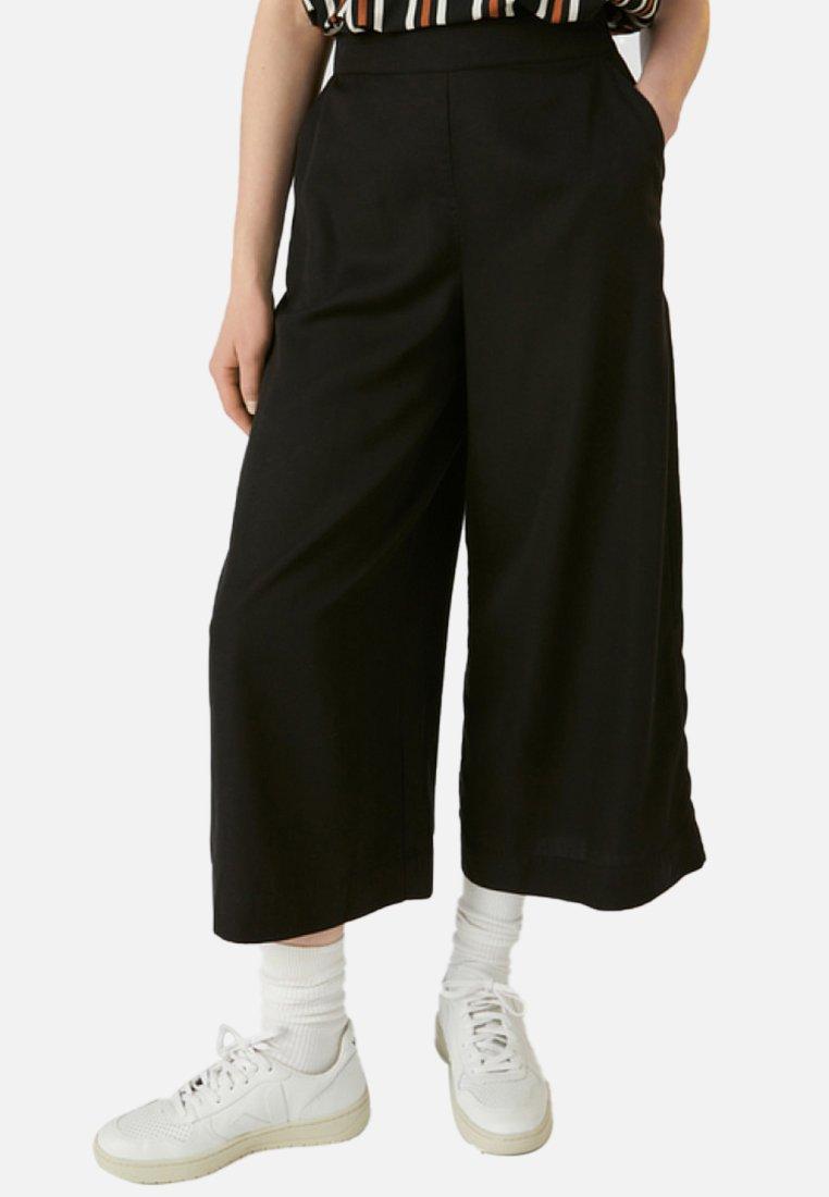 ARMEDANGELS - KAYLAA - Trousers - black