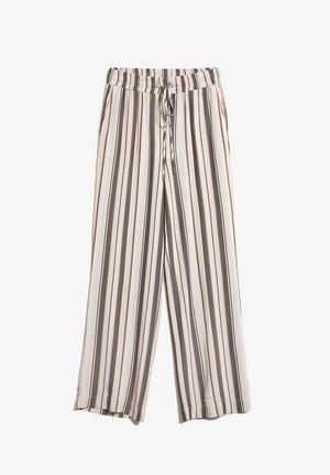 VIVIAAN  - Trousers - brown