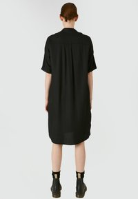ARMEDANGELS - MAARJULI - Shirt dress - black - 1