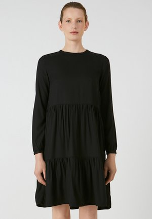KAARINA - Day dress - black