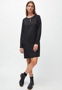 ARMEDANGELS - VALERIAA - Day dress - black - 1