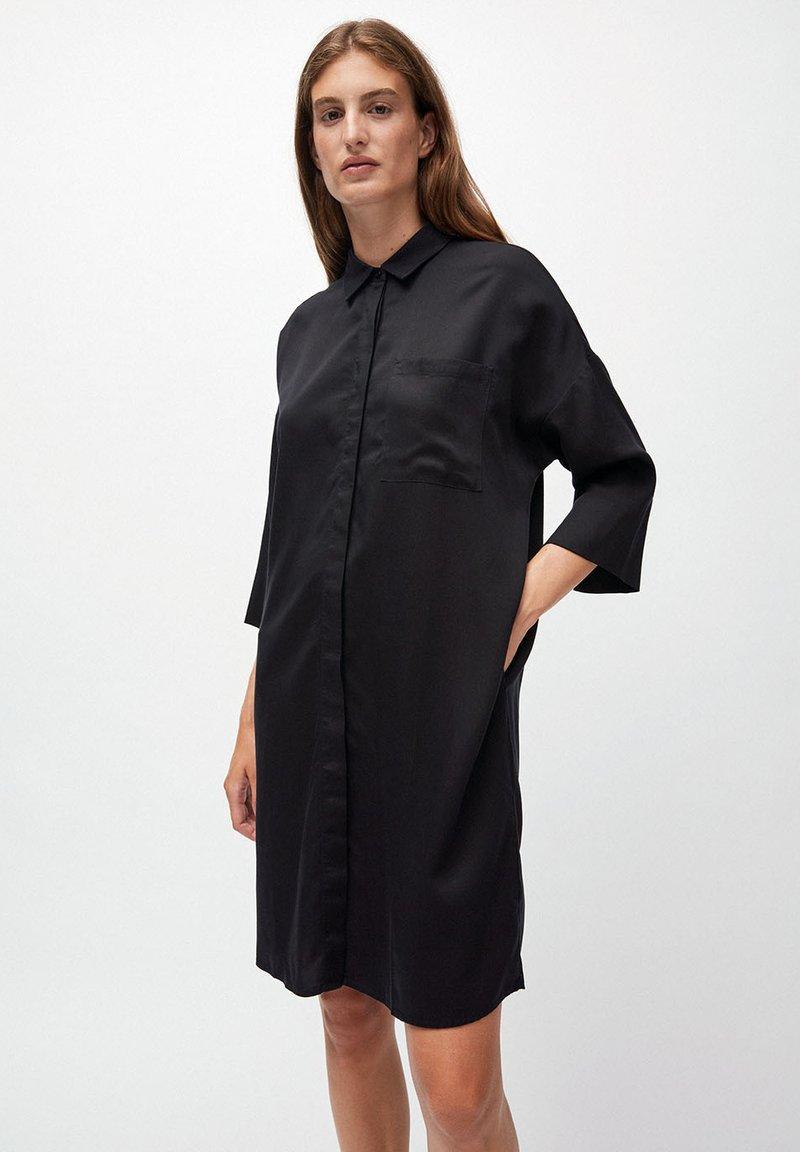 ARMEDANGELS - DOROTEAA - Shirt dress - black