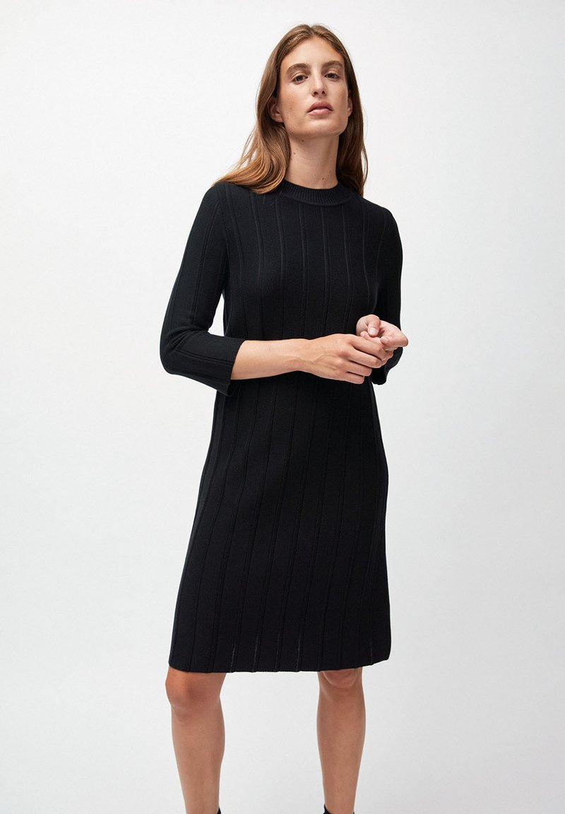 ARMEDANGELS - ELLAA - Jumper dress - black