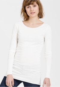 ARMEDANGELS - EVAA - Long sleeved top - off white - 0