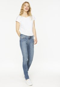 ARMEDANGELS - LAALE - Basic T-shirt - white - 1